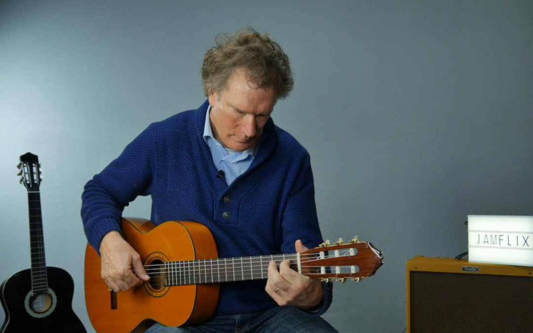 Anfängerkurs Akustikgitarre